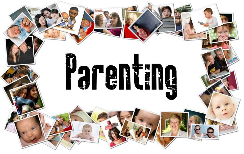 A Word (or Twenty…) on Parenting