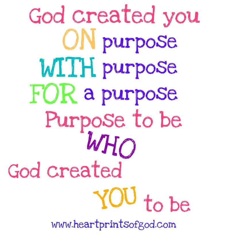 OneWord365 Challenge – Purpose