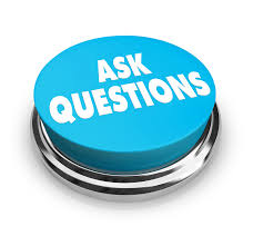 Take Charge of Your Life…Ask the Right Questions